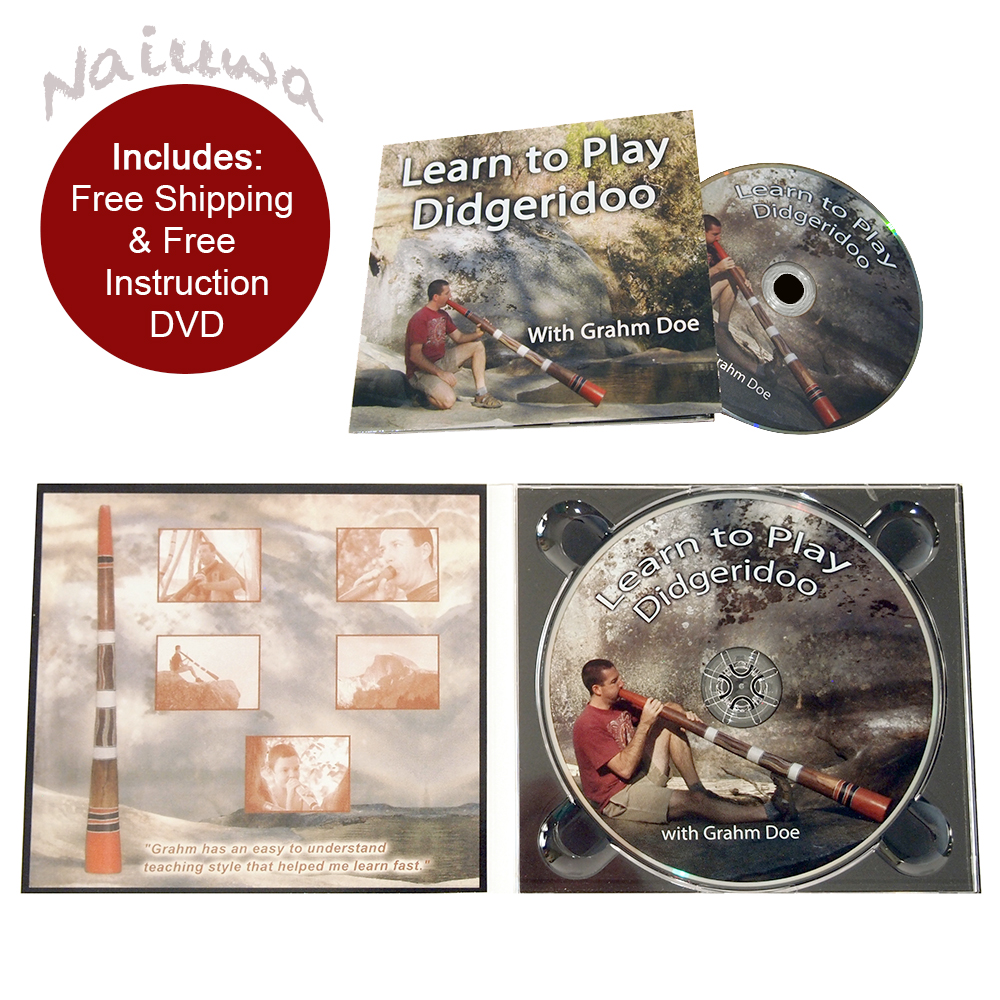 didgeridoo free dvd shipping