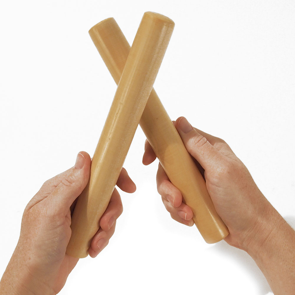 rhythm instrument clapstick claves clap stick click stick for didgeridoo