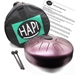 HAPI Steel Tongue Drum Aura with Accessories