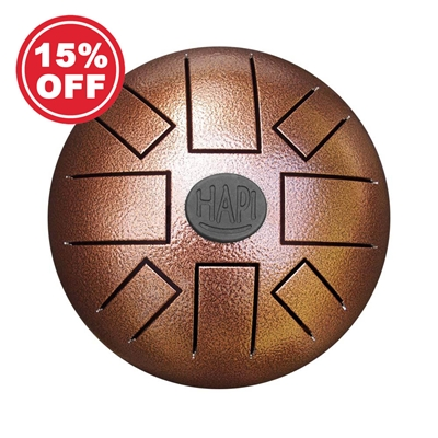 Hapi Steel Tongue Drum Mini