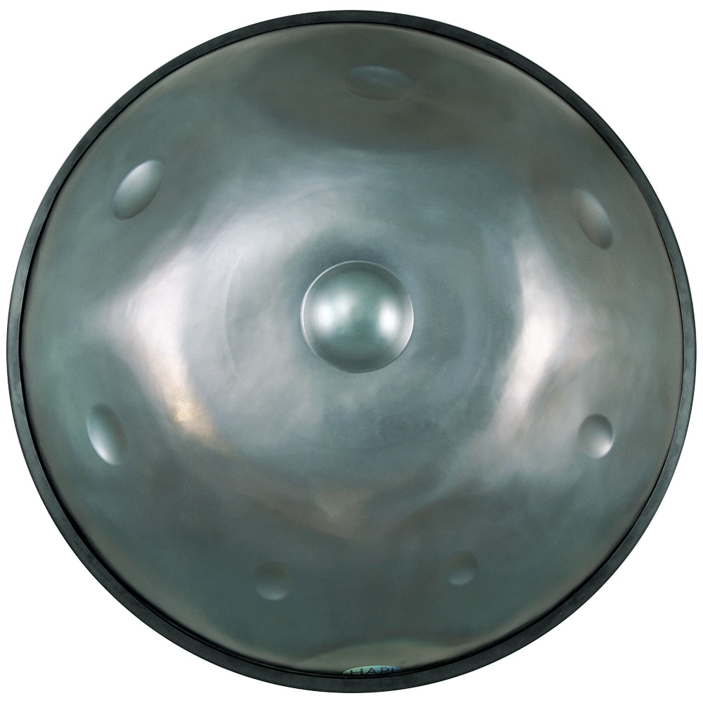 handpan hapi steel drum top