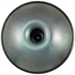 handpan hapi steel drum bottom